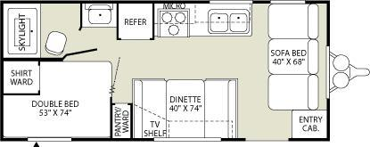 Wilderness camper wiring diagram wilderness get free for 1994 fleetwood mobile home floor plans