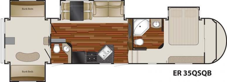Open Road Fifth Wheel Floor Plans: RVs And Travel Trailers For Sale At Paul Sherry RVs In Ohio