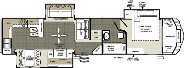 5th Floor Plans Front Living Free Home Design Ideas Images