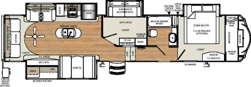 Floor Plans Design 5th Wheel 2 Bathroom Floor Plans Wildcat