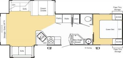 Keystone Floor Plans