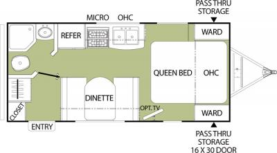 FLOOR PLANS TO COACHMEN 2009 MODELS - Coachmen RV Dealer-Ohio RV