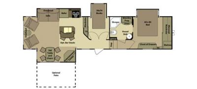 Bunk house floor plans house design Bunkhouse floor plans