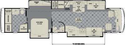 Manufactured Home Floor Plans - Dutch Gardens Mobile Home