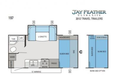 Jayco Travel Trailer Floor Plans House Plans Amp Home Designs